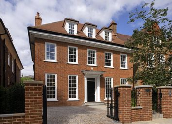 Thumbnail 5 bed detached house for sale in Wadham Gardens, Primrose Hill, London