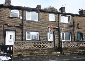 Thumbnail 1 bed cottage for sale in Highgate Road, Queensbury, Bradford