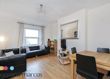 Thumbnail 3 bed flat to rent in Cromwell Close, Harvard Road, London