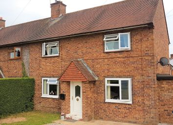 Thumbnail 3 bed semi-detached house for sale in Ferndale Crescent, Gobowen, Oswestry