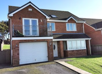 Thumbnail 5 bed detached house for sale in Kenfig Mews, Kenfig Hill
