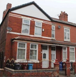 3 bed end terrace house for sale in Hector Road, Longsight, Manchester M13