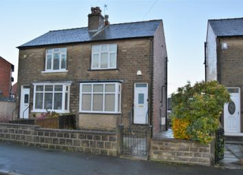 Thumbnail 2 bed semi-detached house for sale in Broomfield Road, Marsh, Huddersfield