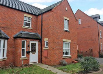 Thumbnail 4 bed detached house for sale in Harman Drive, Lichfield, Staffordshire