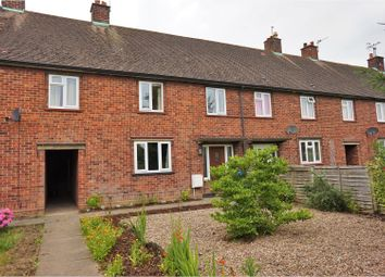 Thumbnail 3 bed terraced house for sale in Saxilby Road, Sturton By Stow, Lincoln