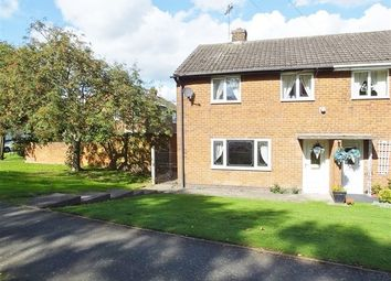 Thumbnail 3 bed semi-detached house for sale in Reynard Crescent, Renishaw