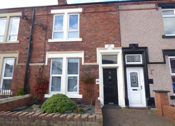 Thumbnail 3 bed terraced house for sale in Denton Street, Carlisle, Cumbria