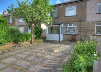 Thumbnail 3 bed terraced house for sale in Draughton Grove, Bradford