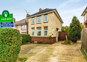 Thumbnail 3 bed terraced house for sale in Musgrave Road, Sheffield