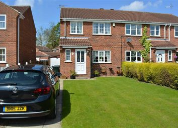 Thumbnail 3 bed semi-detached house to rent in The Fairway, Sherburn In Elmet, Leeds