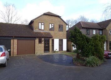 Thumbnail 3 bedroom detached house to rent in Bridger Way, Crowborough