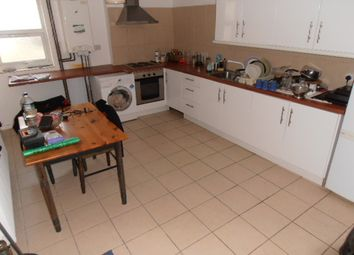 Thumbnail 4 bedroom terraced house to rent in North Clive Street, Cardiff