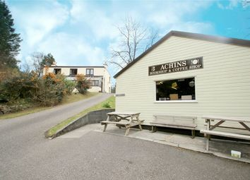 Thumbnail Commercial property for sale in Achins Bookshop, Inverkirkaig, Lochinver, Lairg, Highland