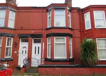 Thumbnail 3 bed terraced house to rent in Asquith Avenue, Birkenhead