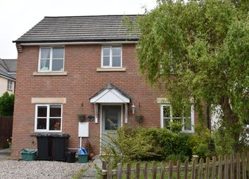 Thumbnail 3 bed end terrace house to rent in Colliers Field, Cinderford