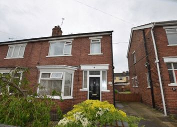 Thumbnail 3 bed semi-detached house for sale in Abbey Road, Scunthorpe