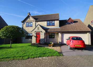 Thumbnail 4 bedroom detached house for sale in Hunters Mead, Hawkesbury Upton, Badminton, South Gloucestershire