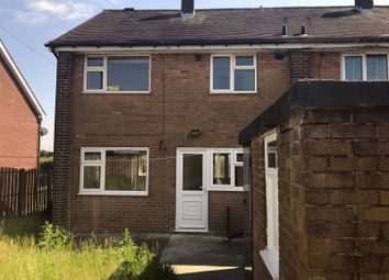 Thumbnail 3 bed end terrace house for sale in Ochre Dike Walk, Greasbrough, Rotherham