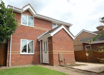 Thumbnail 3 bedroom detached house for sale in Fitzgerald Road, Framingham Earl, Norwich