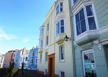 Thumbnail 1 bed flat for sale in Flat 3, Pier House, Crackwell Street, Tenby