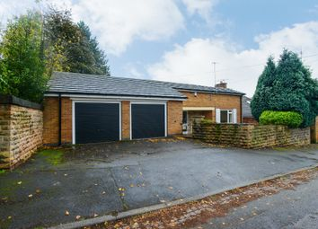 3 bed detached bungalow for sale in Shirley Road, Mapperley Park, Nottingham NG3