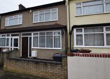 Thumbnail 3 bed terraced house for sale in Gordon Road, Chadwell Heath, Romford