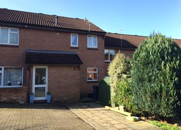 Thumbnail 2 bedroom terraced house for sale in Blackthorn Close, Honiton