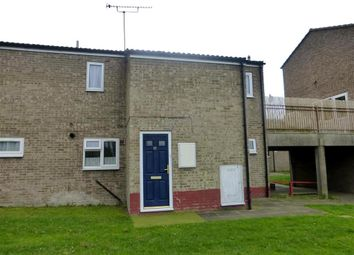Thumbnail 1 bedroom flat for sale in Padstow Walk, Scunthorpe
