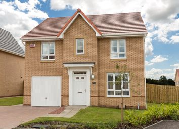"Thumbnail 4 bedroom detached house for sale in ""Carrick"" at Red Deer Road, Cambuslang, Glasgow"