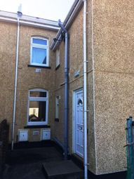 Thumbnail 1 bed flat to rent in Station Terrace, Treherbert, Treorchy