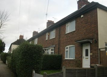 Thumbnail 4 bed terraced house to rent in London Road, Stoke, Coventry