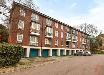 Thumbnail 1 bed flat for sale in Hogarth Court, Fountain Drive, London