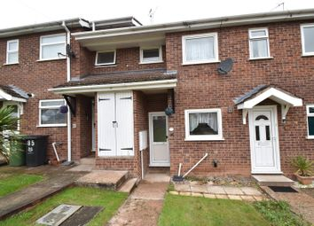 Thumbnail 2 bed terraced house for sale in St Marks Close, Cherry Orchard, Worcester, Worcestershire