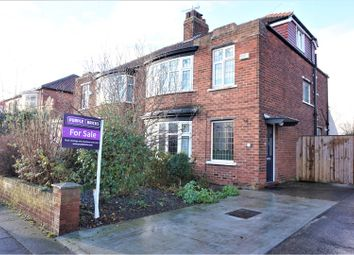 Thumbnail 4 bedroom semi-detached house for sale in Reeth Road, Linthorpe, Middlesbrough