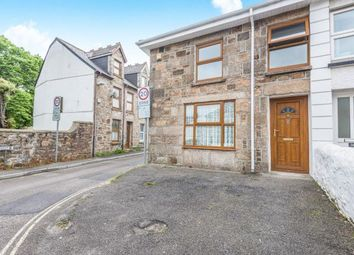 Thumbnail 3 bedroom end terrace house for sale in Camborne, Cornwall, .