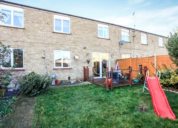 Thumbnail 3 bedroom terraced house for sale in The Dell, Woodston, Peterborough