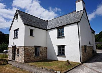Thumbnail 5 bed farmhouse for sale in Teigngrace, Newton Abbot