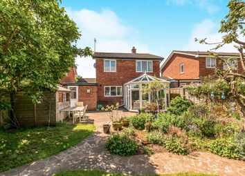 Thumbnail 4 bed detached house for sale in The Pines, Lichfield