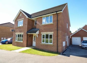 Thumbnail 4 bed property for sale in Primrose Close, Market Rasen, Lincolnshire