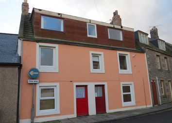 Thumbnail 2 bed flat for sale in High Street, Eyemouth