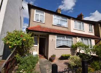 Thumbnail 3 bedroom property for sale in Chestnut Road, London