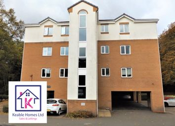 Thumbnail 2 bed flat to rent in Woodland Court, Hednesford, Cannock