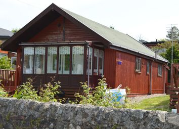 Thumbnail 2 bed detached house for sale in Kreonna Lodge, 12, Roseland Chalet Park, Rothesay, Isle Of Bute
