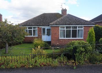 Thumbnail 2 bed detached bungalow to rent in Edinburgh Road, Wingerworth, Chesterfield