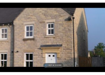 Thumbnail 3 bed end terrace house to rent in Swan Avenue, Bingley
