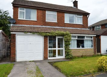 Thumbnail 4 bed detached house for sale in St. Albans Avenue, Ashton-Under-Lyne