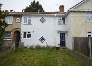 Thumbnail 3 bed terraced house for sale in Barrett Road, Norwich, Norfolk