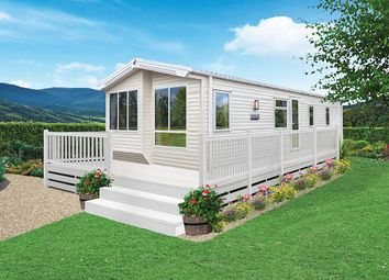 Thumbnail 2 bed mobile/park home for sale in Bude Holiday Resort, Maer Lane