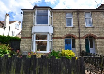 Thumbnail 3 bedroom end terrace house to rent in Prickwillow Road, Ely