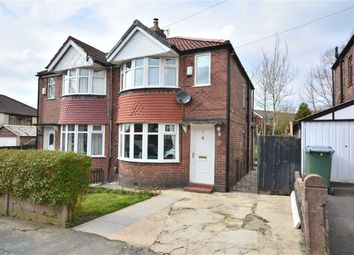 Thumbnail 2 bed semi-detached house for sale in Hilltop Grove, Whitefield Manchester